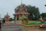 Wat Chaiya Mangkalaram Temple Penang