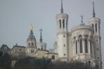 Basilika Notre Dame v Lyonu